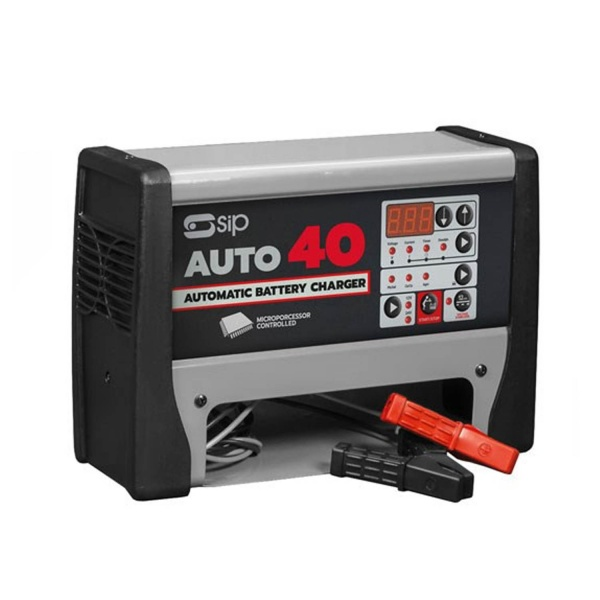 SIP 03974 SIP CHARGESTAR AUTO 40 BATTERY CHARGER