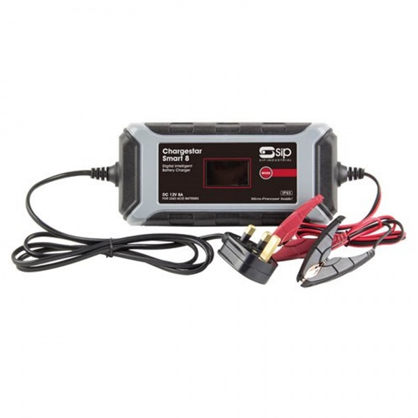 SIP 03980 SIP CHARGESTAR SMART 8 BATTERY CHARGER