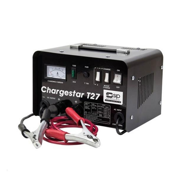 SIP 03982 T27 12V / 24V CAR BATTERY CHARGER