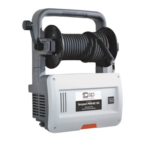 SIP 08909 PW540/155 WALL MOUNTED ELECTRIC PRESSURE WASHER
