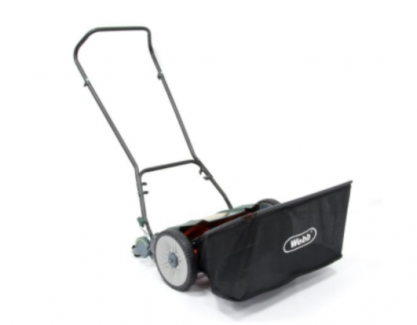 Webb H18 18 inch contactless  Hand Mower