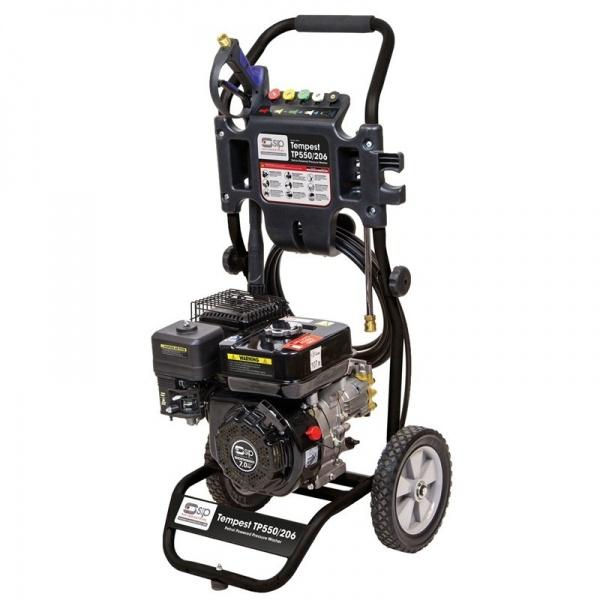 Sip 08918 Petrol Powered Pressure Washer
