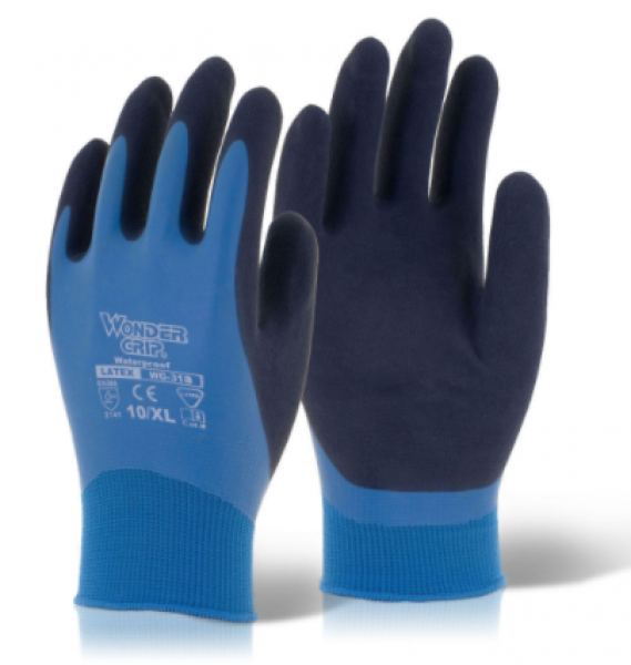 WONDER GRIP AQUA BLUE