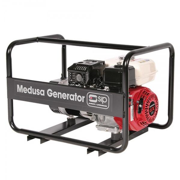 SIP 04535 Medusa MGHP2.5F 2.2Kva Full Frame Honda Petrol Generator
