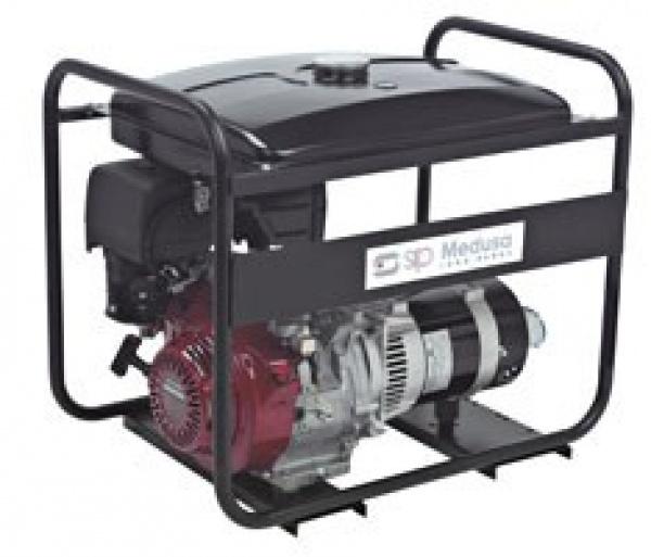SIP 04466 Medusa MGHP2.5FLR Full Frame Honda Petrol Generator