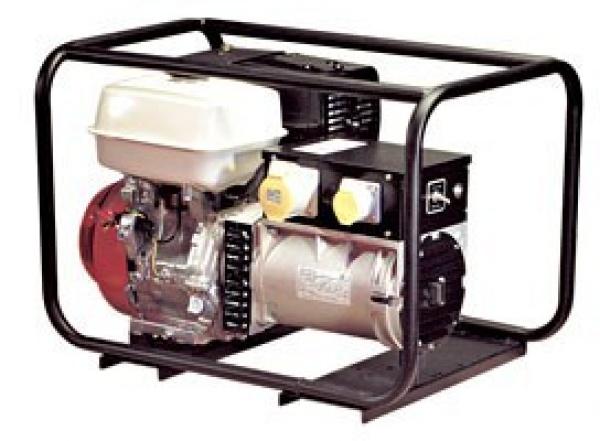 SIP 04462 Professional Medusa MGH3.0F Honda Petrol Generator