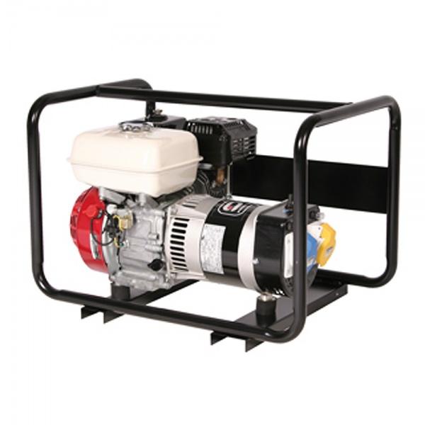 SIP 04464 Medusa MGHP4.5F Generator 4.0KVA Petrol Honda Engine