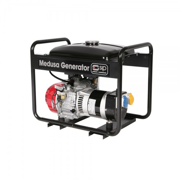 SIP 04470 MGHP4.0FLR 4.0Kva Full Frame Honda Petrol Generator