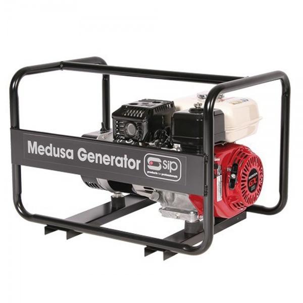 SIP 04718 Professional Medusa MGHP6.0 Petrol Generator - Honda Engine