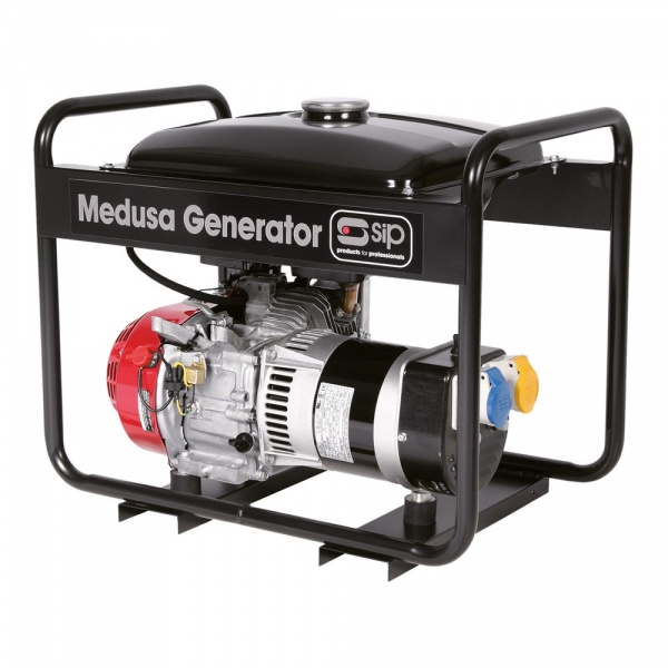 SIP 04478 Electric Start Honda Generator 7.2KVA