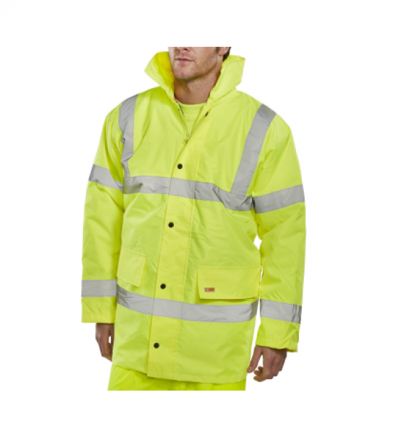 CONSTRUCTOR JACKETS SATURN YELLOW