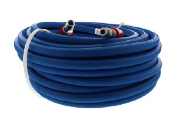 Drain cleaner 30m pressure hose & nozzle