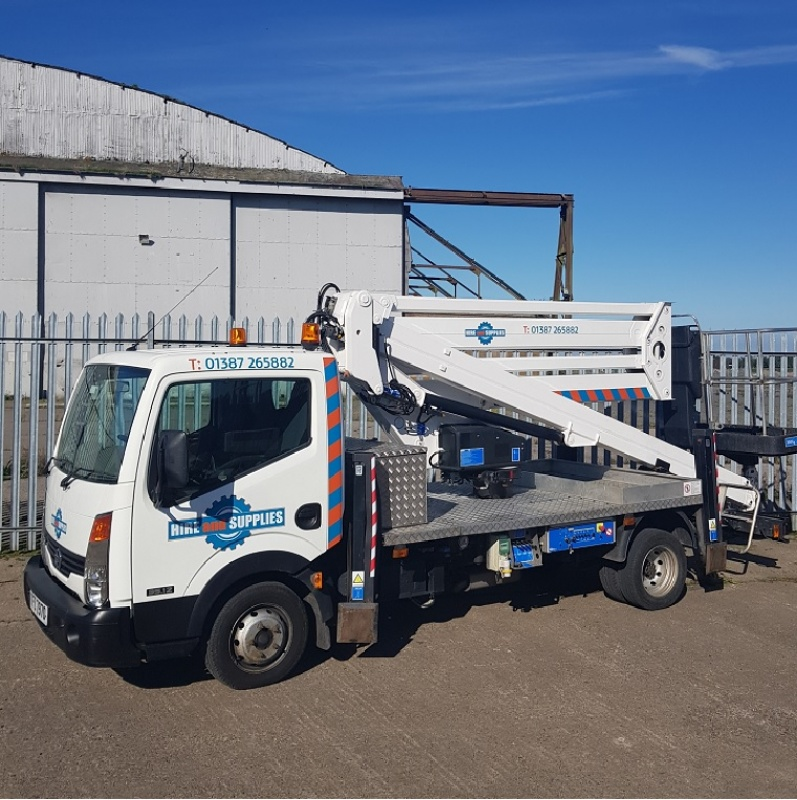Nissan Cabstar - CTE Lift 20M
