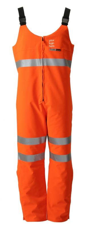 Gore-Tex Foul Weather Salopette - Orange