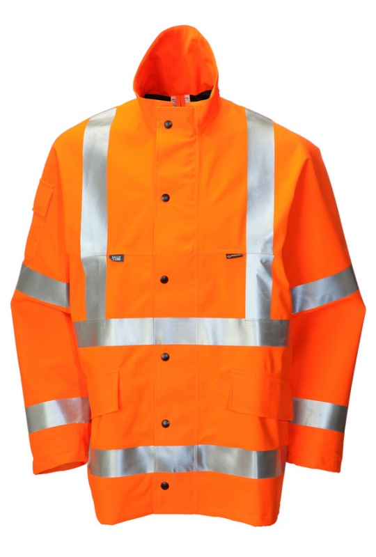 GORE-TEX Foul Weather Jacket - Orange