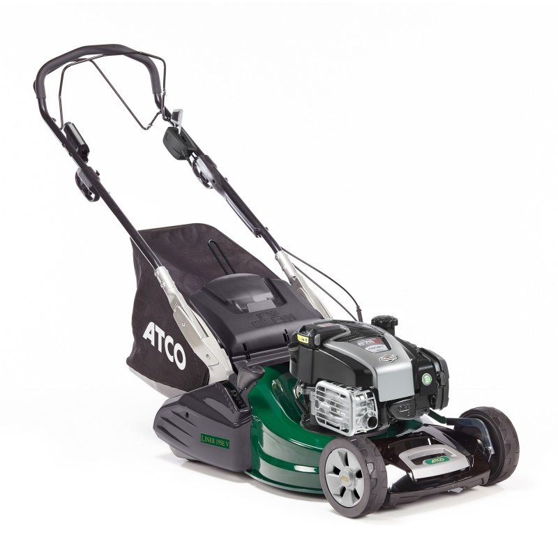 Atco Liner 19SE V Hybrid Deck Rear Roller Lawnmower