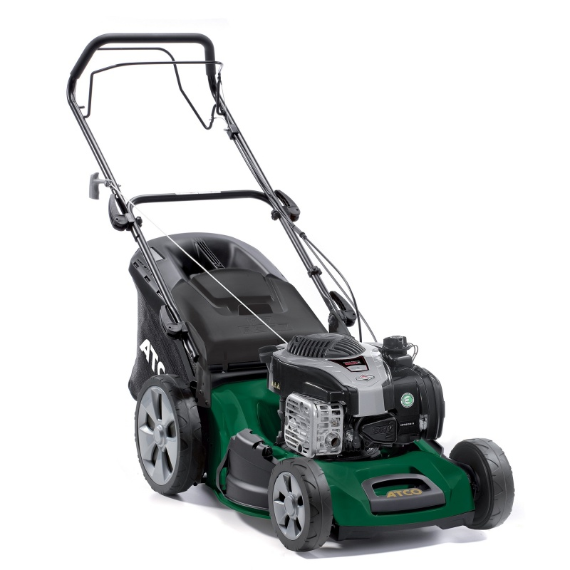 Atco Quattro 19s 4 in 1 Steel deck 4 wheel lawnmower