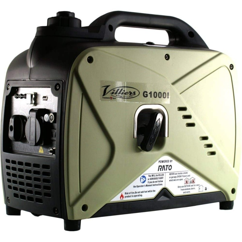Villers G1000i Inverter petrol Generator 1KW