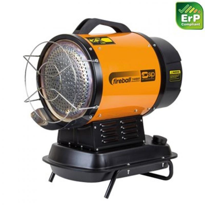 SIP 093111 74XRDT Infrared Diesel/Paraffin Heater
