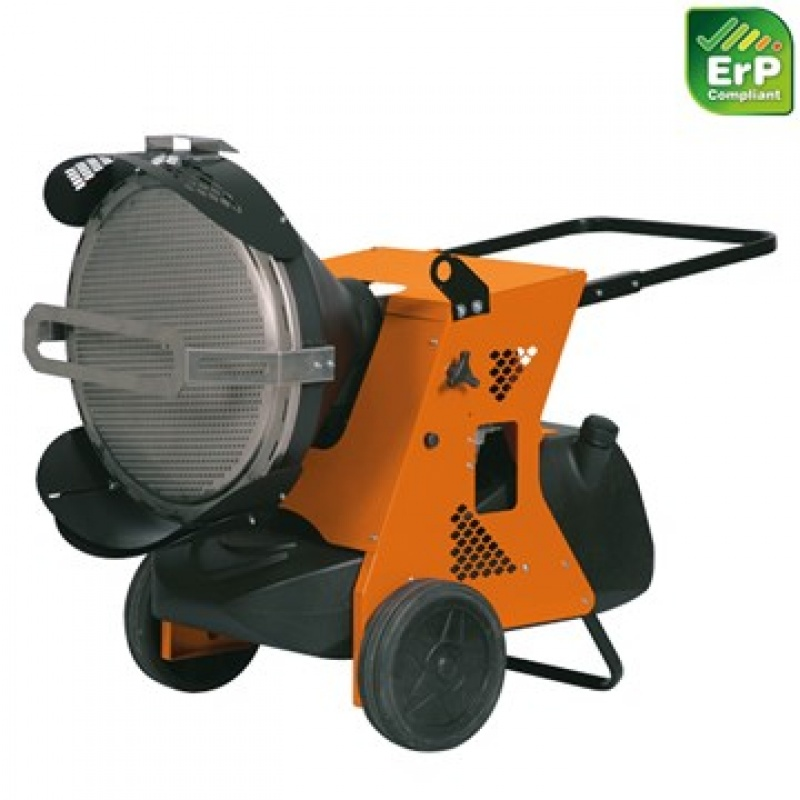 SIP 09156 1850 Infrared Diesel/Paraffin Heater