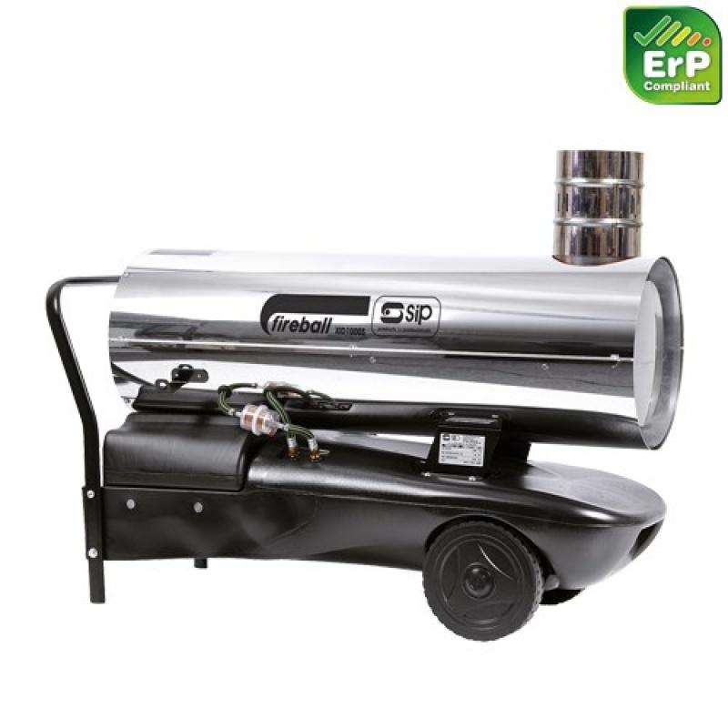 SIP 09297 XID1000SS Diesel / Parrafin Heater