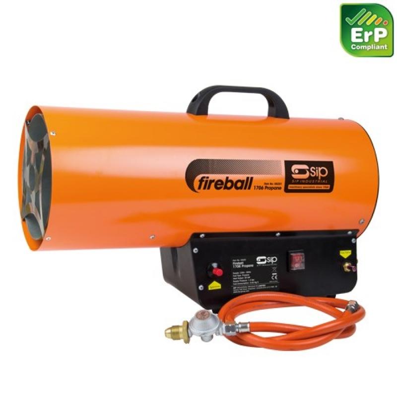 SIP 09291 1706 Propane Heater