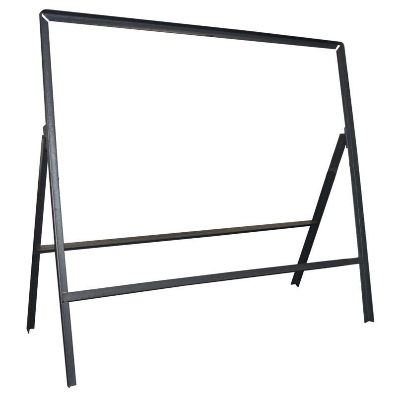 Metal Rectangle Road Side frame