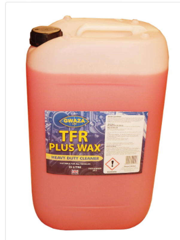 Traffic Film Remover + Wax 25L