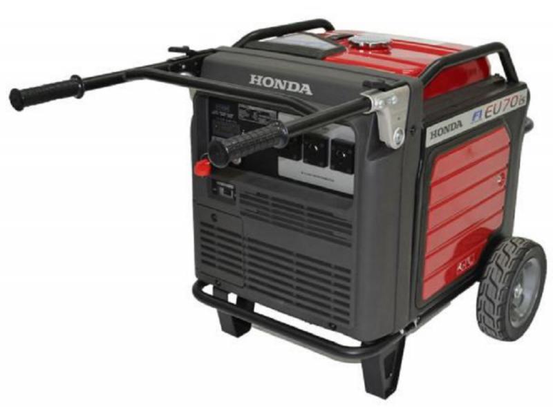 Honda EU70is Generator 7.0KVA