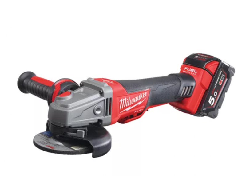 M18 FUEL™ 115 MM BRAKING GRINDER WITH PADDLE SWITCH