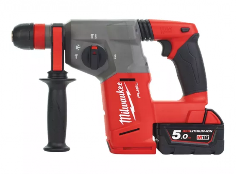M18 FUEL™ 4-MODE SDS-PLUS HAMMER WITH FIXTEC CHUCK
