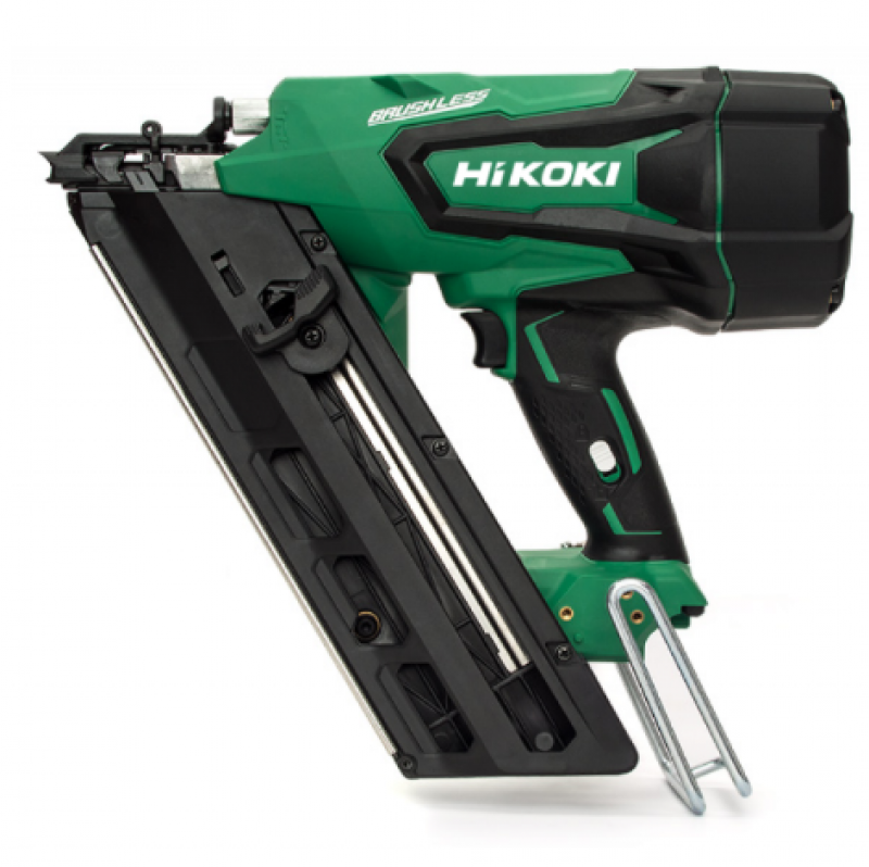 HiKOKI NR1890DBCL 18v First Fixed Framing Nailer 2x 5.0 AH Li-ion