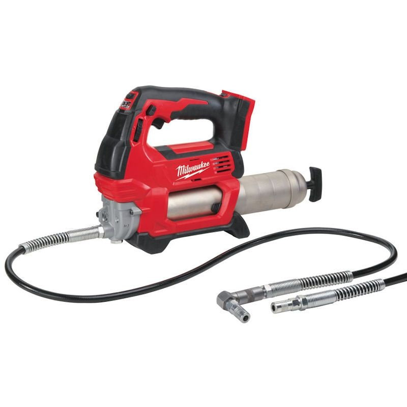 Grease gun + m18FHIWF12-502x Fuel impact wrench
