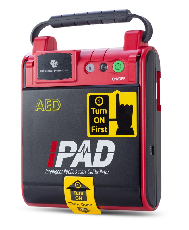 NF 1200 IPAD FULLY AUTOMATIC DEFIBRILLATOR