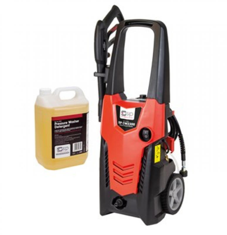 SIP CW2300 Pressure Washer Package Deal