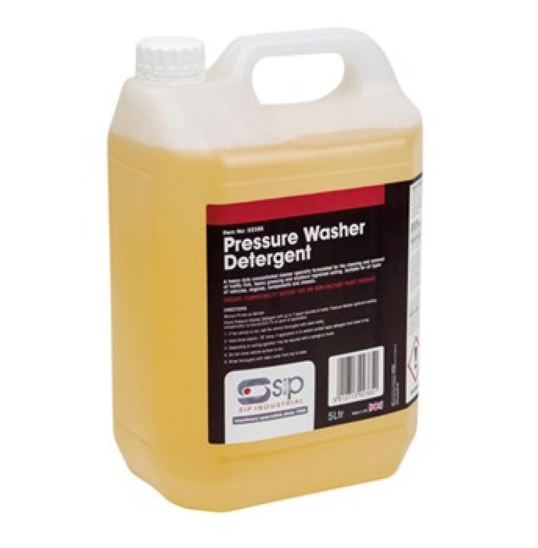 SIP 5 Litre Pressure Washer Detergent