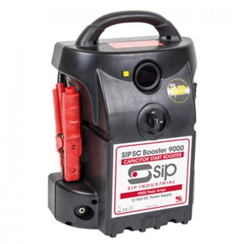 SIP 12v SC 9000 Capacitor Booster 07199