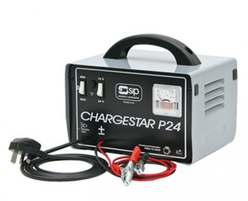 SIP Chargestar Pro P24 Battery Charger 05530