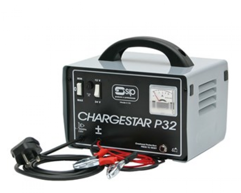 SIP Chargestar Pro P32 Battery Charger 05531