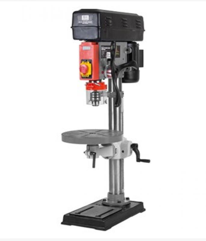 SIP Variable Speed Floor Drill Press 1625mm height  01535