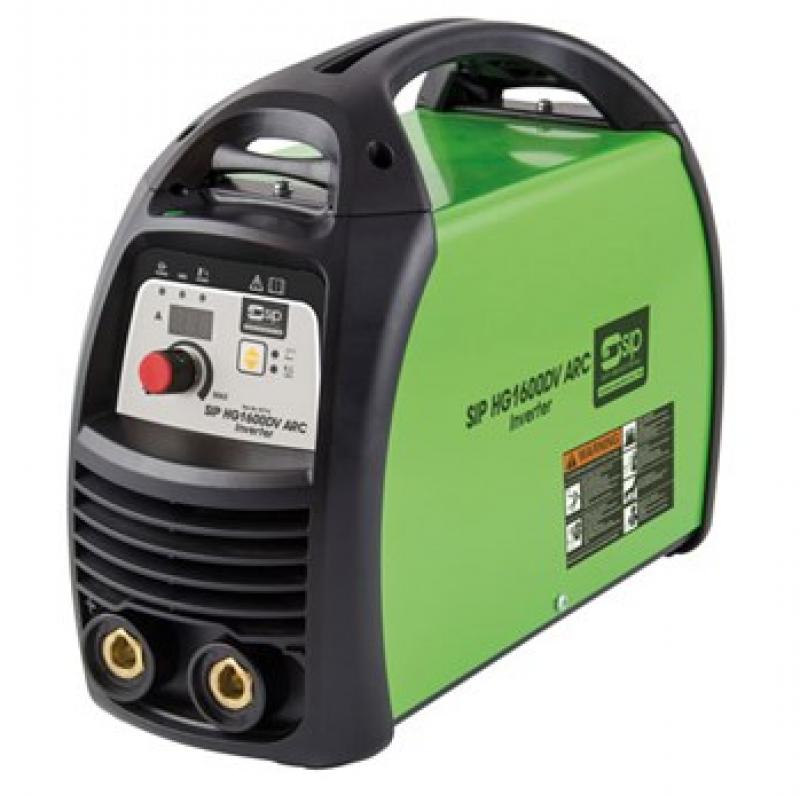 SIP HG1600DV PFC ARC Inverter Welder 05716