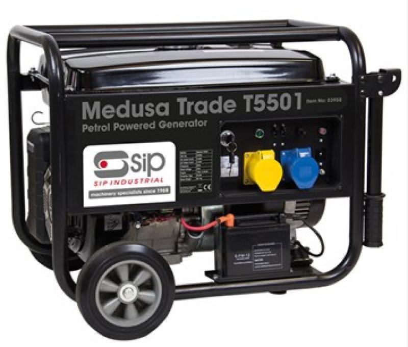 SIP Medusa T5501 Generator 03958