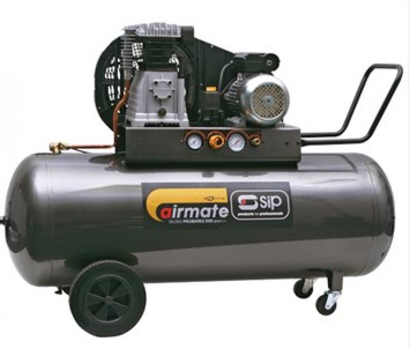 SIP PB3800B3/200 ProTECH Compressor 06284
