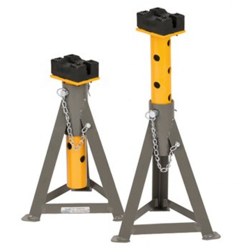 Winntec 3 Ton Pin Jack Stands 09847