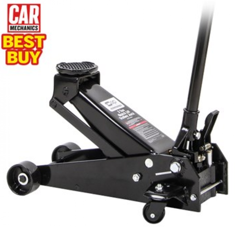 SIP 3 Ton Quick-Lift Trolley Jack 03676