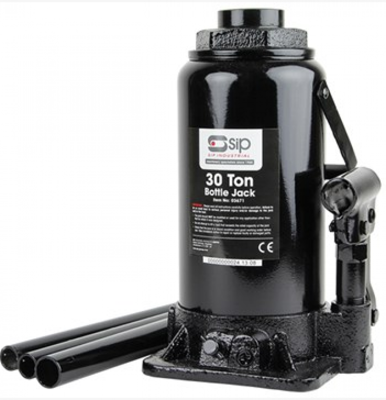 SIP 30 Ton Bottle Jack 03671