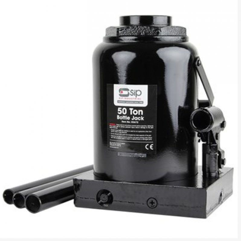 SIP 50 Ton Bottle Jack 03672