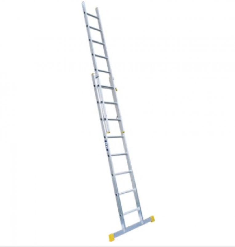 NELT225 Trade Extension Ladder  Two Section