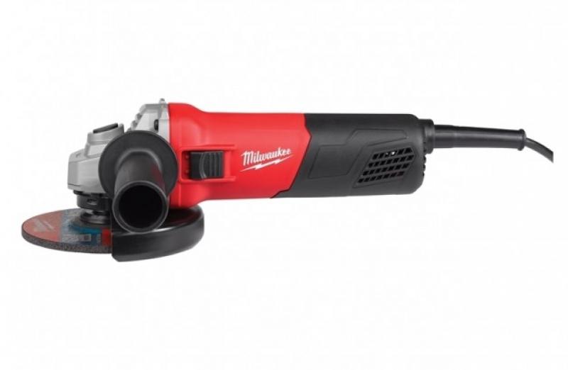 AG800-115 Angle Grinder 800 Watt 240 Volt by Milwaukee - 4933451216