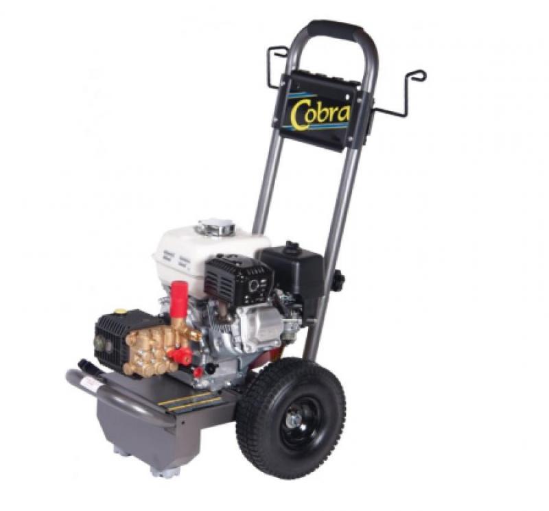 DUAL COBRA PRESSURE WASHER PETROL 12LPM 150BAR CT12150PHR